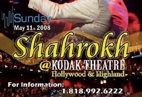 Shahrokh Live in Kodak Theatre