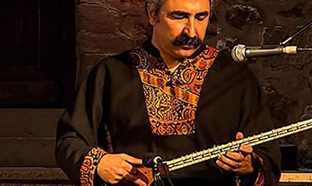 L'Iran rencontre l'Inde: Hooshang Farahani and the Samvad Trio