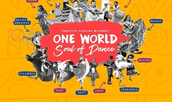 One World Soul of Dance