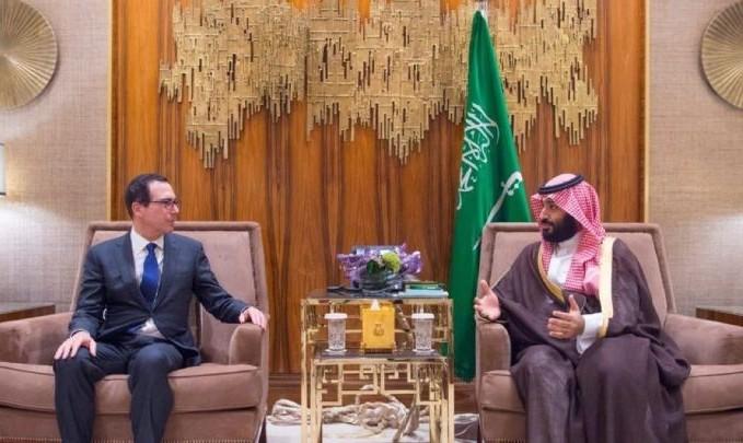 در پی دیدار مقام آمریکائی با بن سلمان و افتضاح ماجرای خاشقجی: عربستان قول داد همزمان با آغاز تحریمهای جدید ایران نفت بیشتری تولید کند