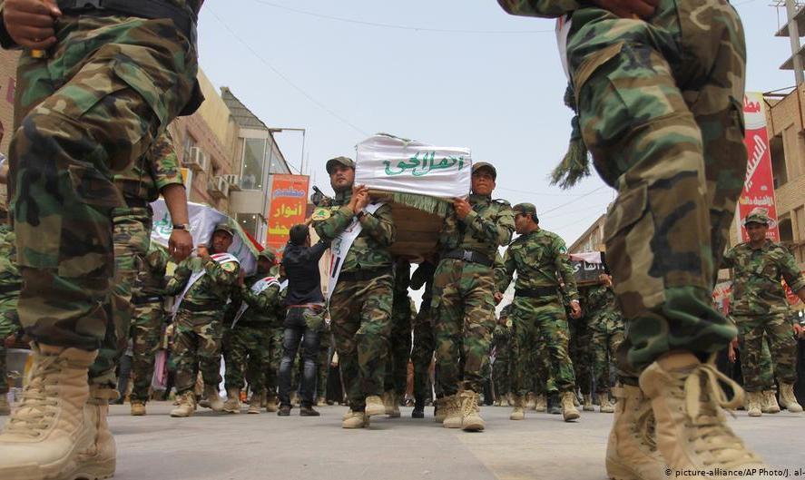 اسراییل باز نیروهای تحت امر سپاه در شرق سوریه را هدف قرار داد: ١٩ شبه نظامیِ عمدتاً پاکستانی کشته شده اند
