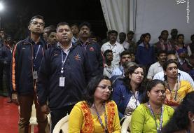 اولین تلاش هند برای نشاندن فضاپیما بر روی کره ماه با شکست همراه بود