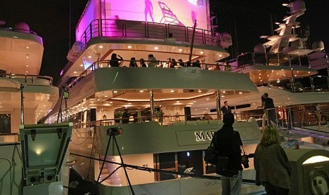 Summer Solstice Private Yacht DJ Party