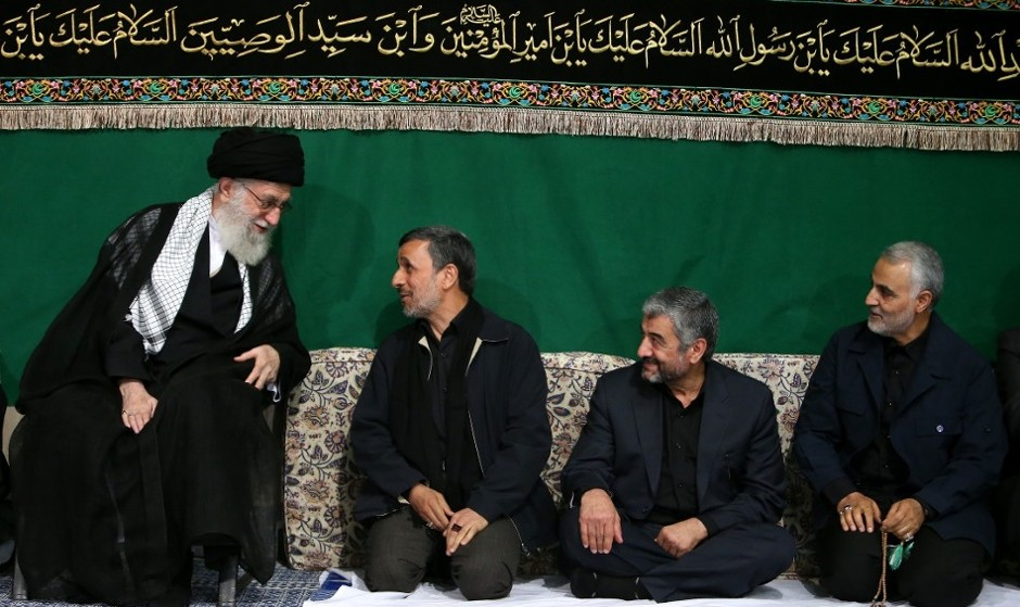 Presidents Ahmadinejad and Rohani on Collision Courses with ...