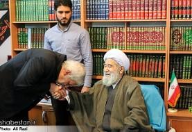 یکی دیگر از روحانیون سالمند بانی انقلاب اسلامی درگذشت