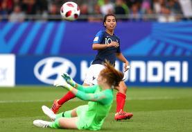 یکی از قویترین تیمهای اروپا این دختر اعجوبه فوتبال ایرانی فرانسوی را از ...