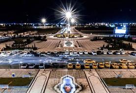 خاموش شدن موتور هواپیمای چابهار به تهران: فرود اضطراری هواپیمای مسافربری کاسپین در یزد