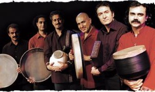 Banafsheh with NAMAH & ZARBANG Trio in Concert