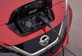 پرفروشترین خودروی تمام برقی در جهان + تصاویر نیسان لیف