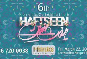Haftseen Norouz Celebration ۱۳۹۸