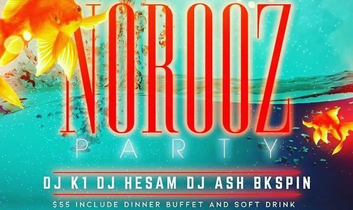 Norooz Party in Dallas