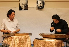 Duo Santoor,  Poolad Torkamanrad and Rouzbeh Motia