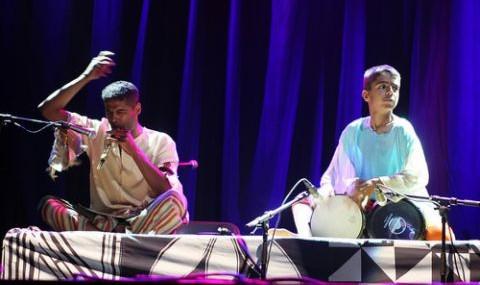 Ensemble Shanbehzadeh & Trio M.Donarier Festival Chateauvallon