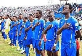 برد پرگل تیم ملی ایران برابر سیرالئون در دیداری تدارکاتی