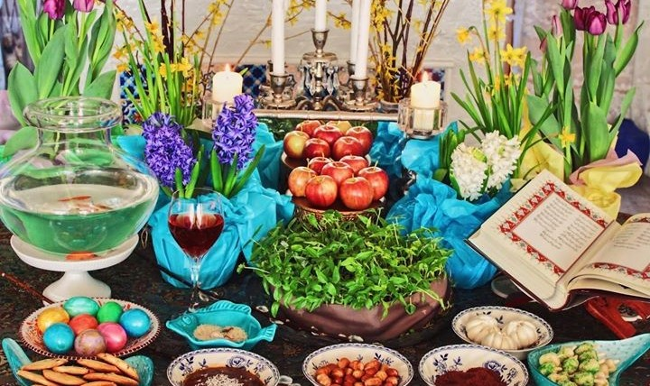 Persian New Year Party at Rice University