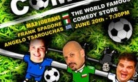 Maz Jobrani in World Cup of Comedy Show