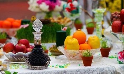 Šťastný a veselý Nowruz 2017