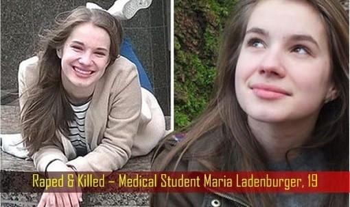 جنجال تجاوز و قتل دختر آلمانی توسط نوجوان پناهجوی افغان / ویدئوهای ...
