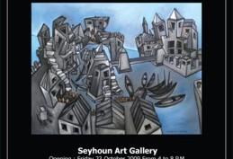 Painting Exhibition by Aryan Lavasani