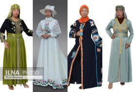 تصاویر: زنان قربانی اسیدپاشی مدل لباس شدند