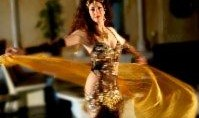 Belly Dance Meets Rock & Roll at Club Flavor