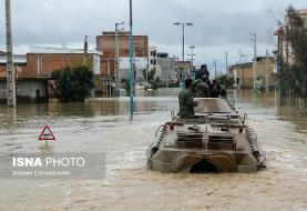 Flood submerges 12 Iranian provinces, At least 17 killed