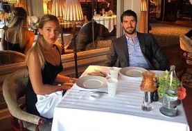 Iranian Football Star to Marry Wealthy Greek American Businesswoman
