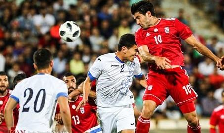 ایران با شکست خفیف تیم امید ازبکستان شمارس معکوس جام جهانی را آغاز کرد
