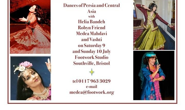 Persian and Central Asian Weekend of Dance