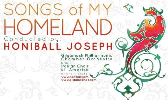 Honiball Joseph Concert: Songs of my Homeland