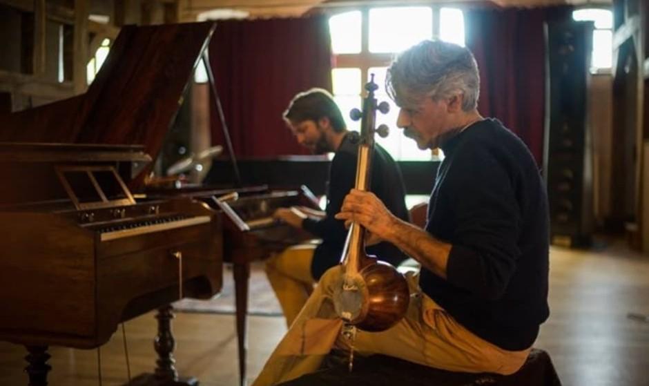 کنسرت مشترک کیهان کلهر (کمانچه) و تریو جاز رامبرنت