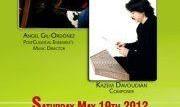 Kazem Davoudian & Ensemble: Persian Classical & String Ensemble