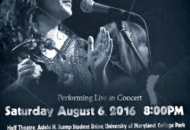Iranian Women's Studies Foundation (IWSF) Conference, Feat. Abjeez Concert