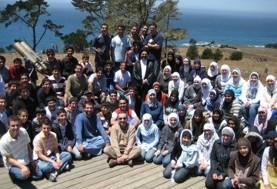 اردو تابستانی جوانان توسط مرکز آموزشهای اسلامی اورنج کانتی