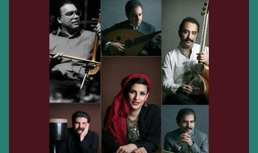 Zhouan Ensemble: Persian and Kurdish Music