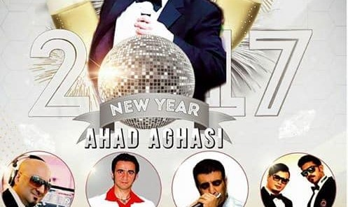 Ahad Aghassi Biggest Concert in Cologne