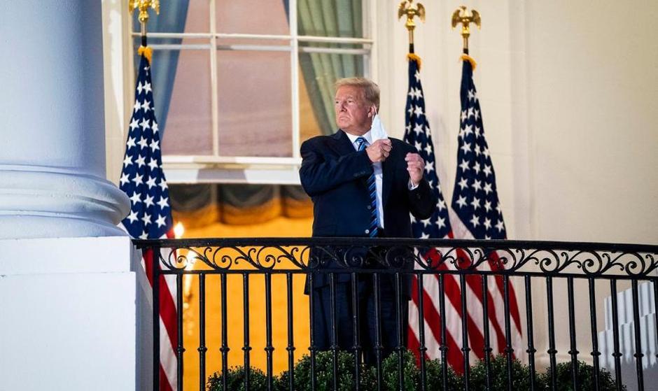 ترامپ: پیروز  شوم، ایران اولین کشوری است که با من تماس خواهد گرفت!