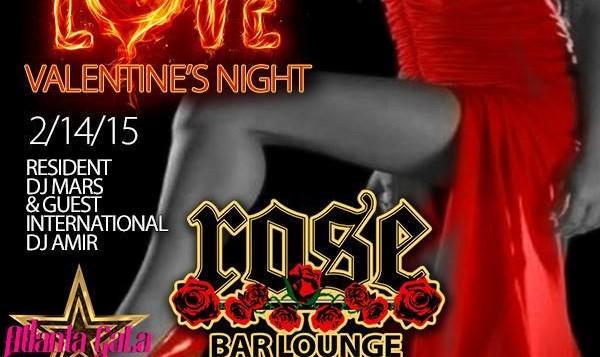 Persian/International Night (House Of Love)