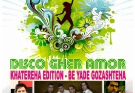Persian Party in Amesterdam: GHER AMOR - Khatereha Edition Part II