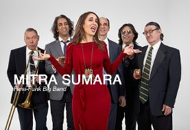 Mitra Sumara Record Release Party: Farsi Funk, Disco and Bandari Songs