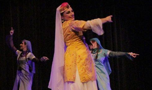 Persian Performance at Festival of Nations