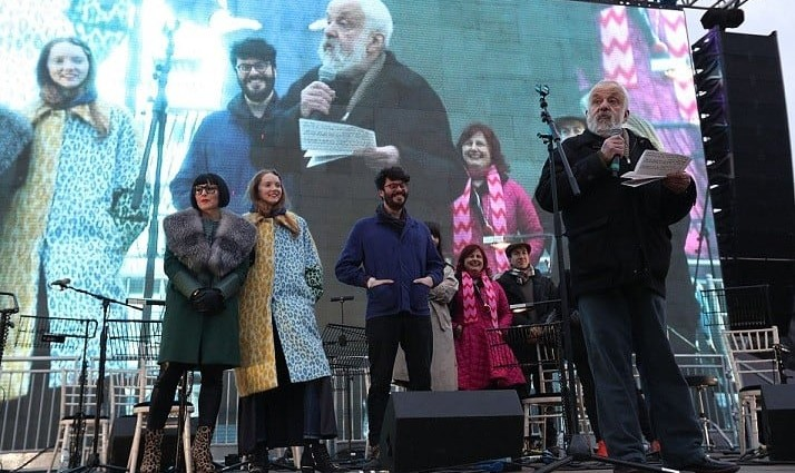 دهان کجی ایرانیها و انگلیسی ها به ترامپ در قلب لندن با ...