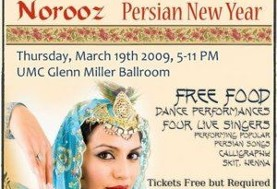 Nowruz ۱۳۸۸ New Year Celebration