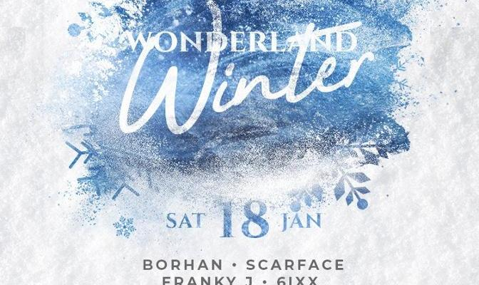 Winter Wonderland 7 Persian Party - Postponed