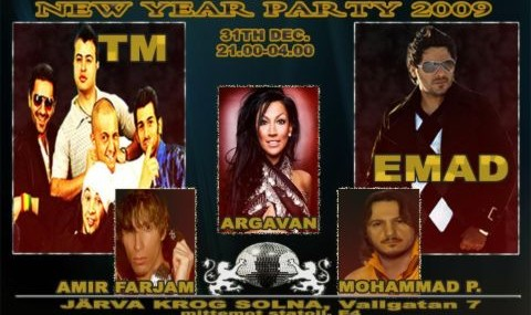 New Year Party With TM and Dj Emad