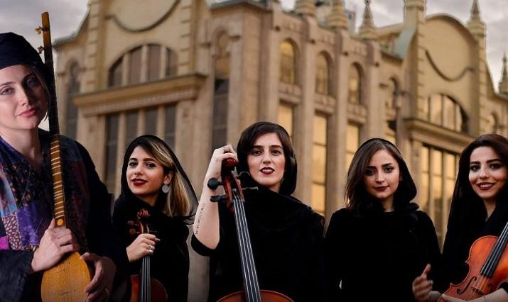 Femineast Festival: Mojgan Shajarian & Shahrzad Ensemble