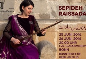 Sepideh Raissadat in Concert in Bonn