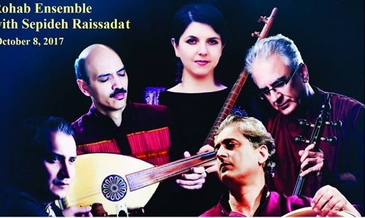 Persian Classical Music with Rohab Ensemble