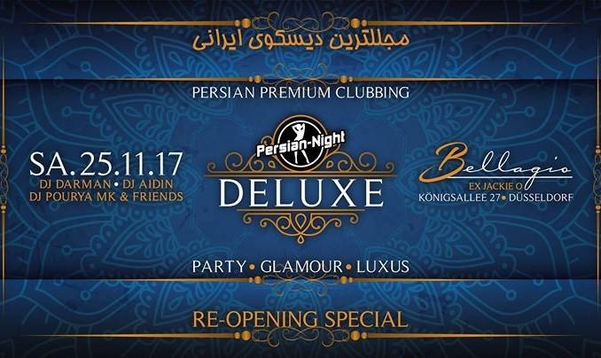 Persian-Night Deluxe