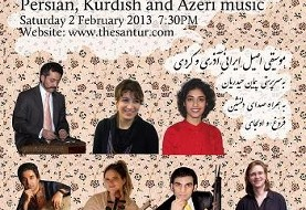 Jashn-e sadeh Celebration: Persian, Kurdish and Azeri music with Peyman Heydarian and the SOAS Iranian band
